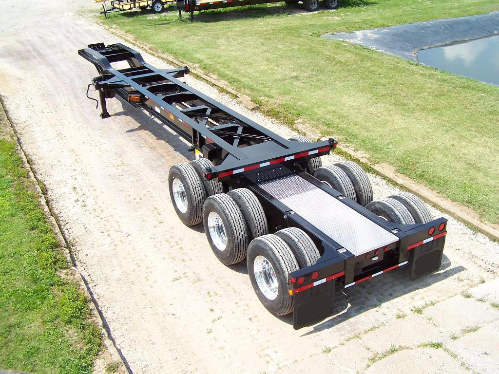 Container Chassis Lights : Aga group associates newchassis