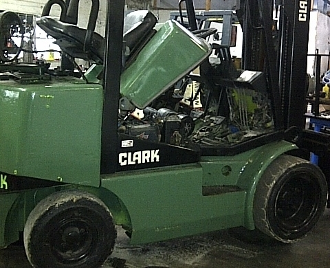 AGA Group & Associates – FORKLIFTS